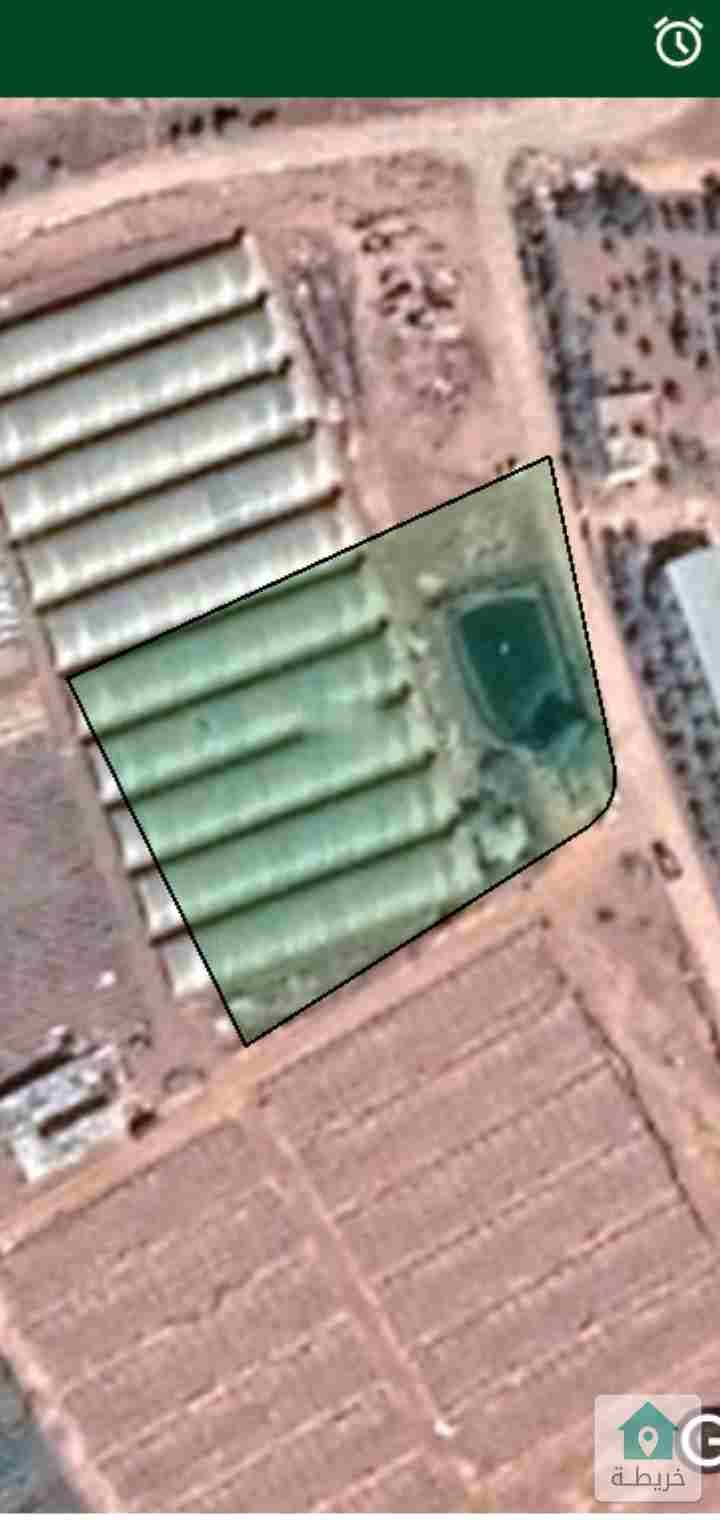 ارض للبيع في موبص على شارعين مفروزة حوض ام زعرورة الغربي بسعر 120الف 0778732250