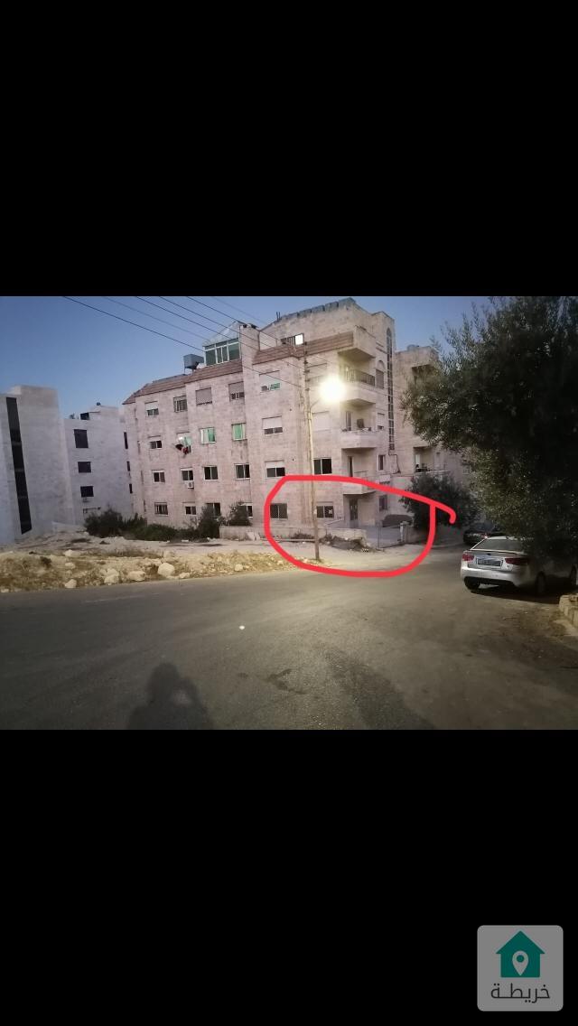شقة للبيع شارع الجامعه الاردنية خلف البنك العربي الاسلامي