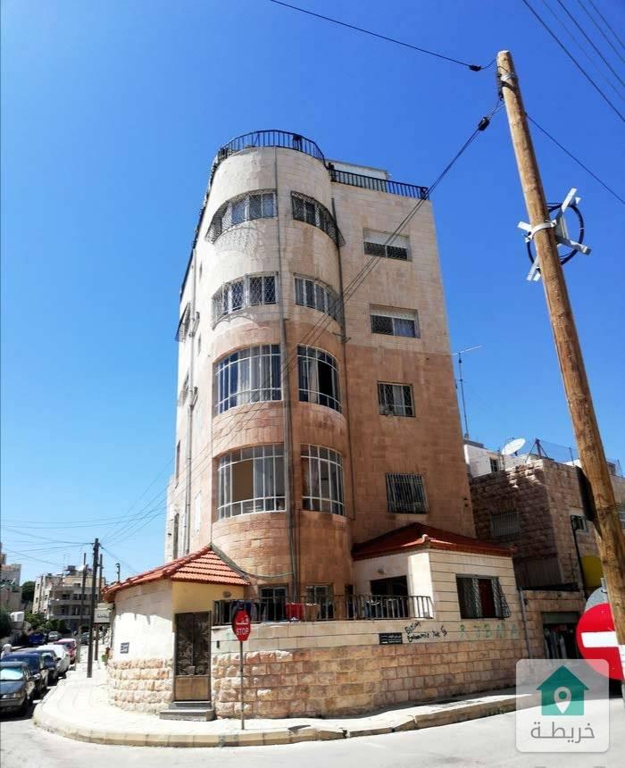 عمارة في جبل الحسين للبيع موقع مميز. قابل للتفاوض