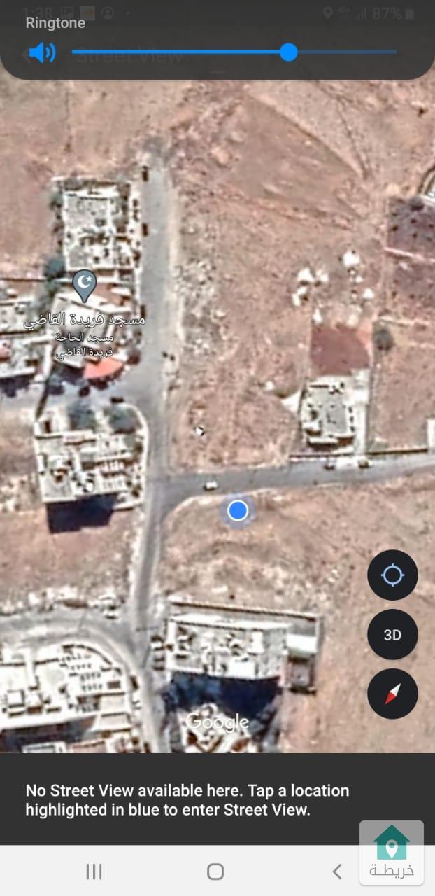 قطعة ارض مميزة في عمان  /ابو السوس