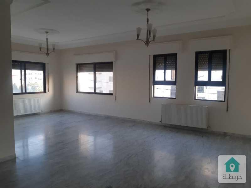 شقة للايجار في مرج الحمام قرب دوار المرزوق