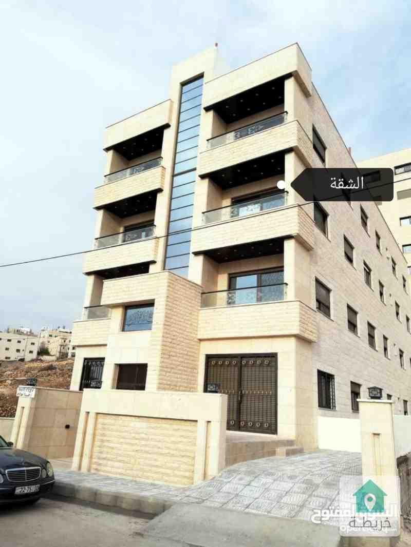 شقة للبيع في البيادر طريق ابو السوس