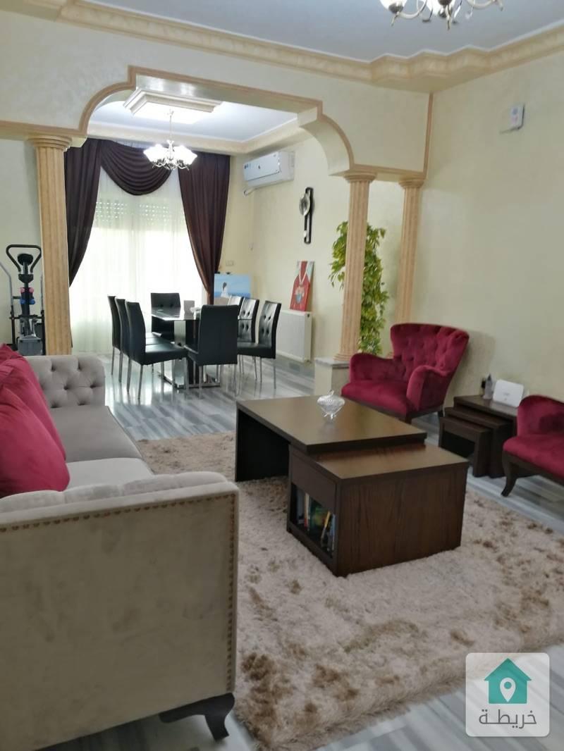 شقة ١٦٠ متر في الجبيهة قرب مسجد اللوزيين بسعر لقطة