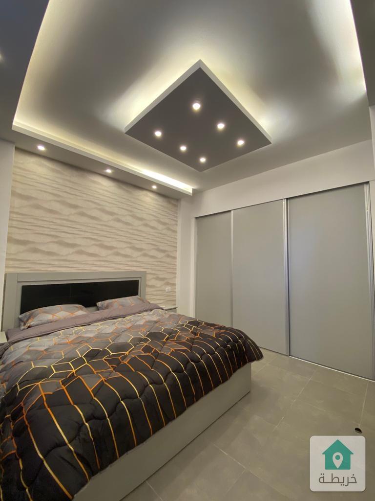شقة مفروشة غرفة وصالة فاخرة للايجار اليومي