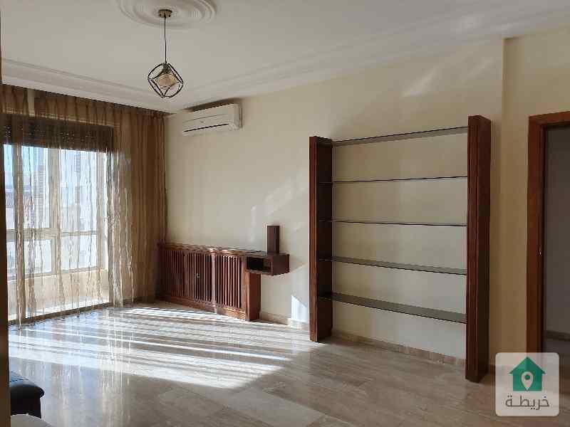 شقة للبيع خلدا،منطقة هادئة وراقية، ط٢،مع إضافات.