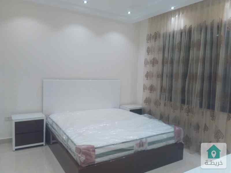 شقة مفروشة جديدة لم تسكن للايجار - ام اذينة