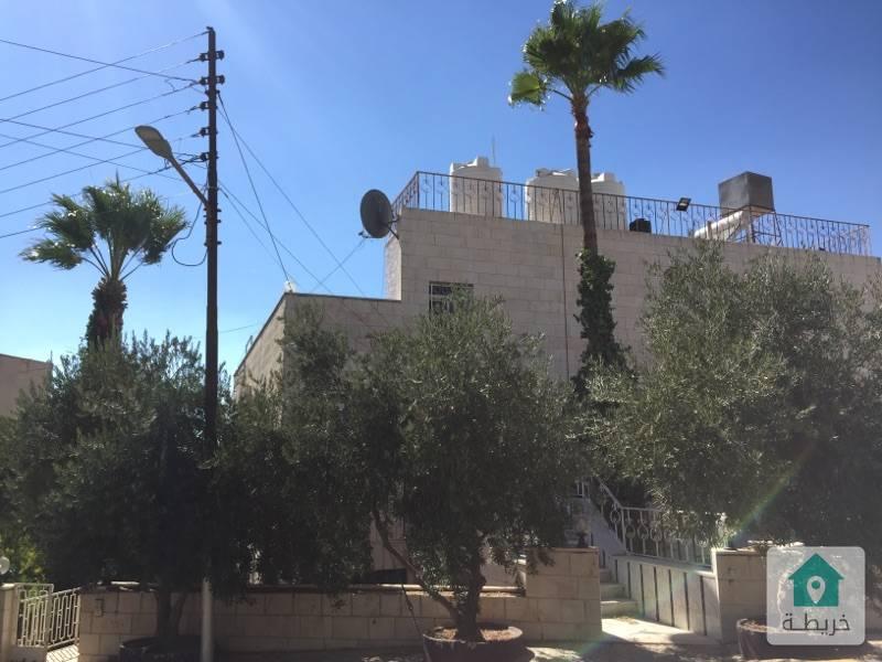 منزل مستقل في ضاحية الرشيد حي اسكان دكاترة الجامعة الاردنية للبيع