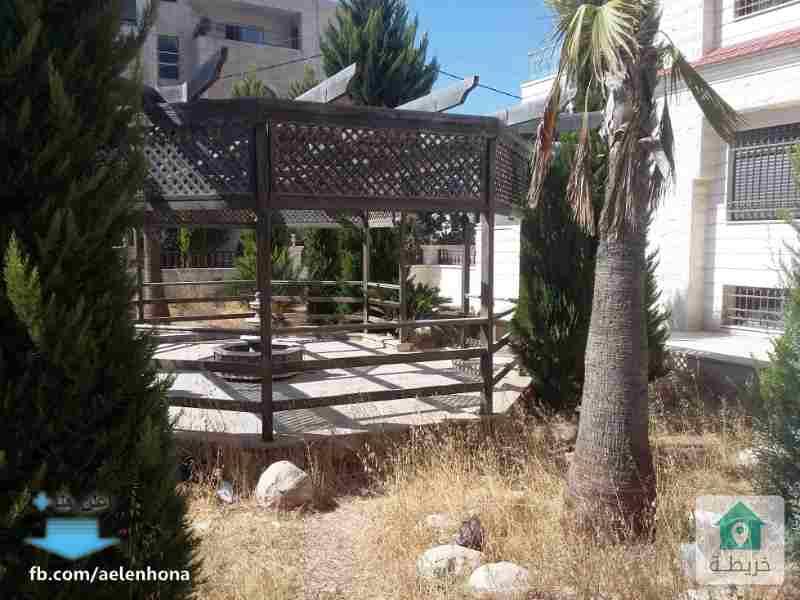 عمارة للبيع في المقابلين/ حي الحسنية - قرب دائرة اراضي جنوب عمان