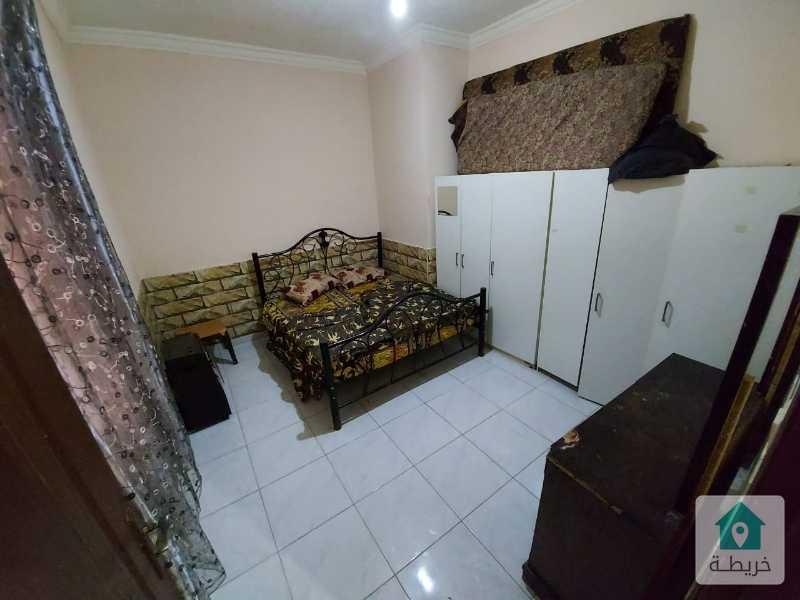 شقة غرفتن وتوابعها للايجار في تلاع العلي