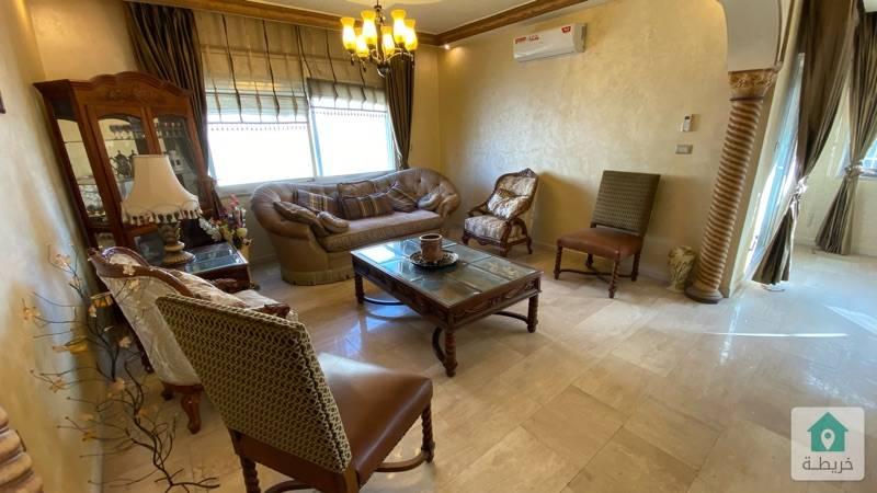 شقة طابقية فخمة للبيع  عمان - دير غبار