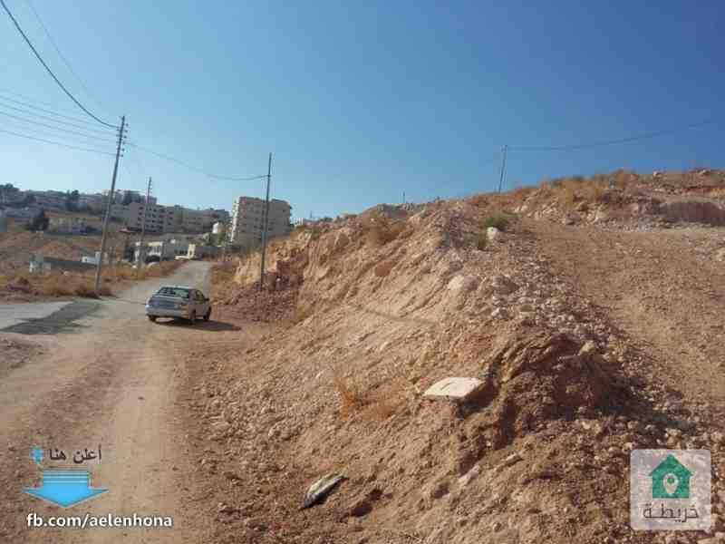 ارض للبيع في السلط/ الميامين - قرب مسجد الميامين