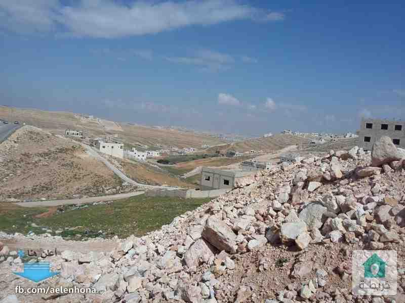 ارض للبيع في جريبا/ السلايطة - قرب مسجد الفاروق