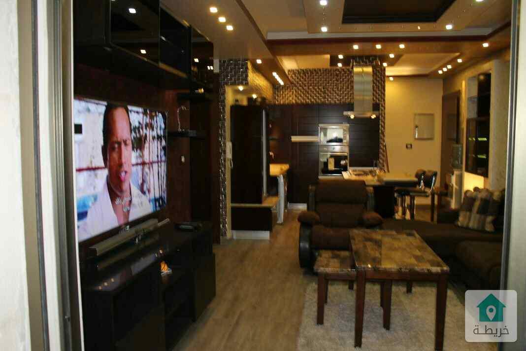 شقة فاخرة للبيع في أجمل مناطق أم اذينة بسعر مناسب