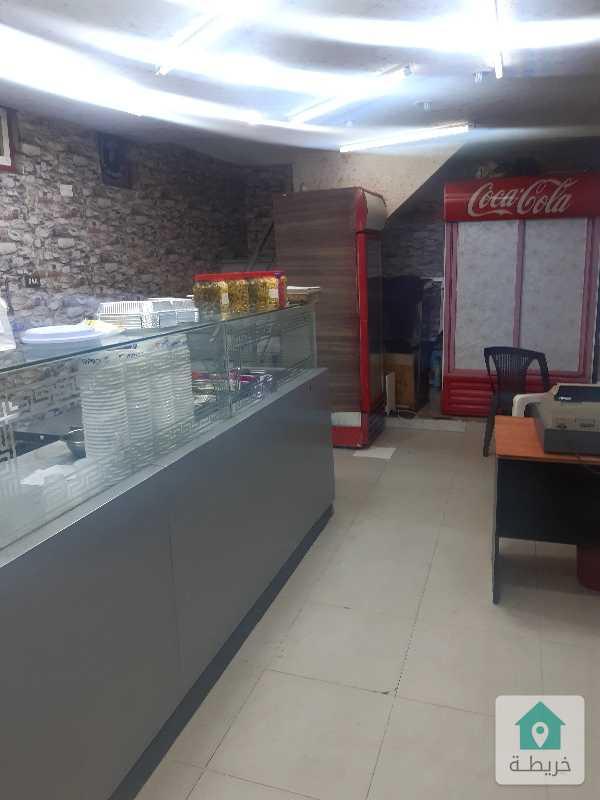 مطعم للبيع ضاحية الامير حسن بسعر مغري