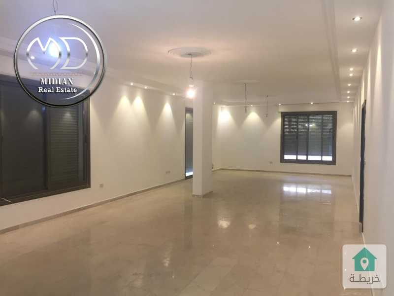 شقق جديده للبيع دير غبار قرب مسجد ابو شقرة مساحة 190م تشطيب سوبر ديلوكس .