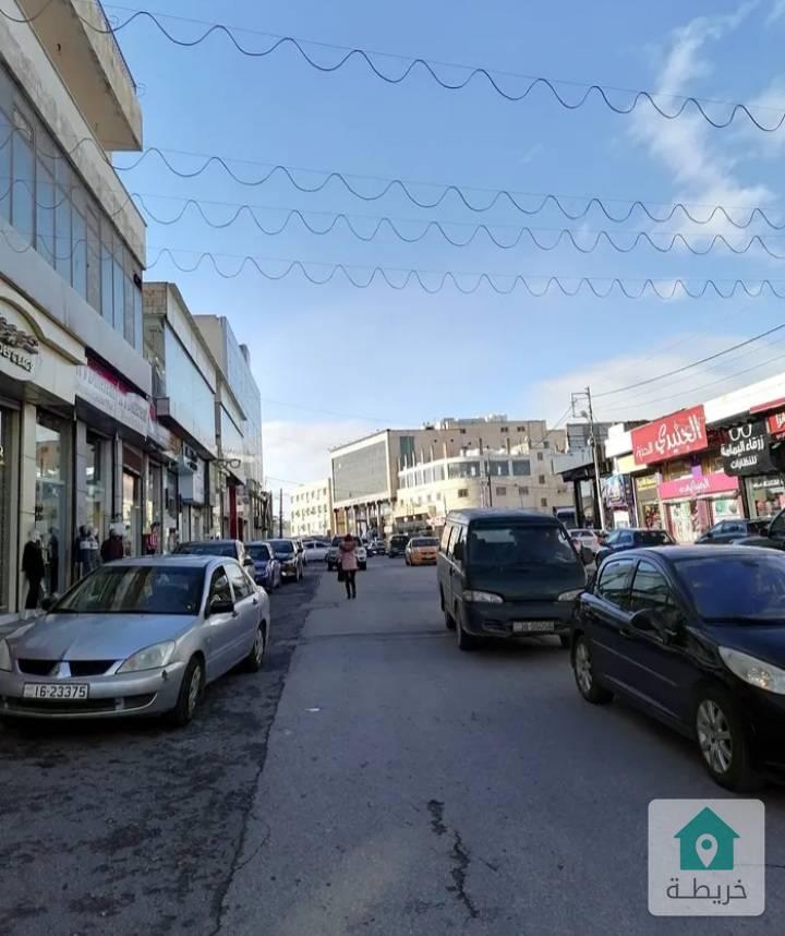 محل مميز جدا في سوق طبربور للبيع بخلو