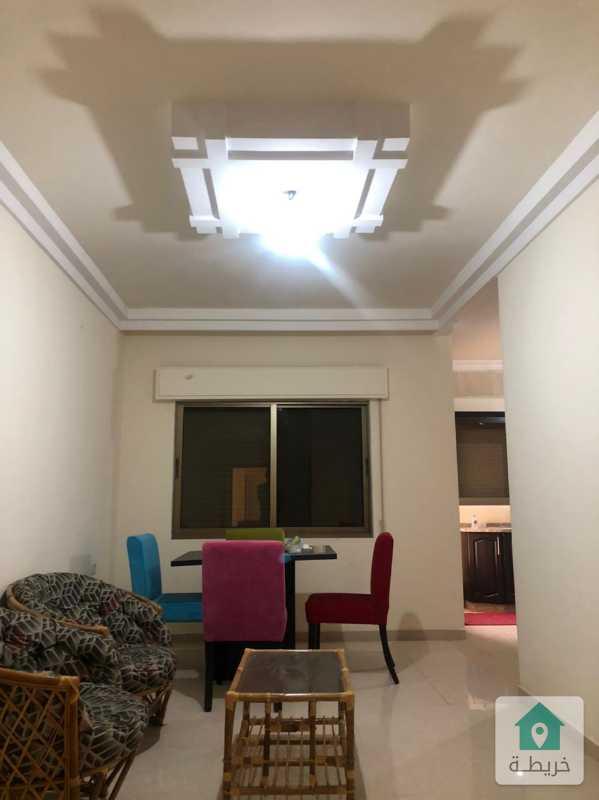 شقة للبيع في ضاحية الياسمين خلف شارع عرفات الجديد