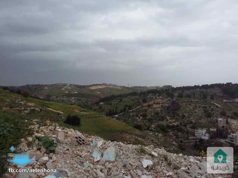 ارض للبيع في وادي السير/ النعير - قرب مدرسة نعير