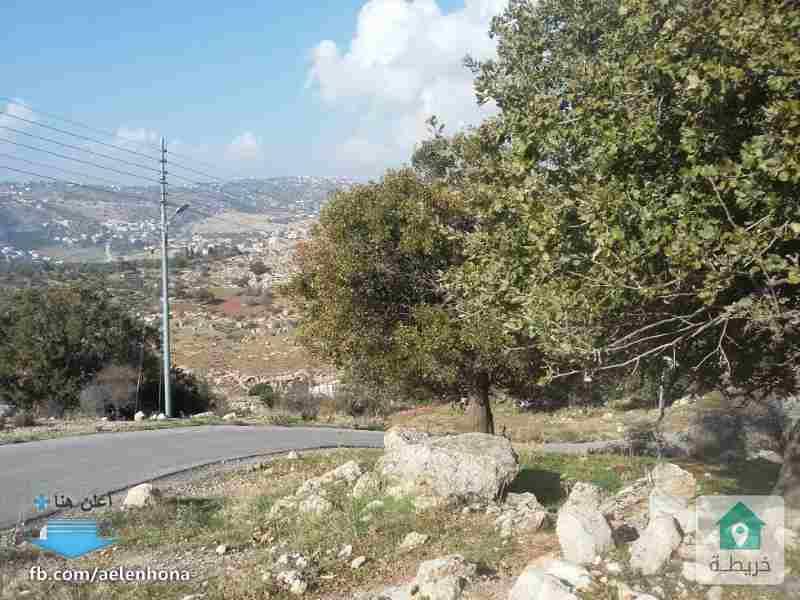 ارض للبيع في وادي السير/ ابو السوس - تبعد 550م عن طريق الصناعة