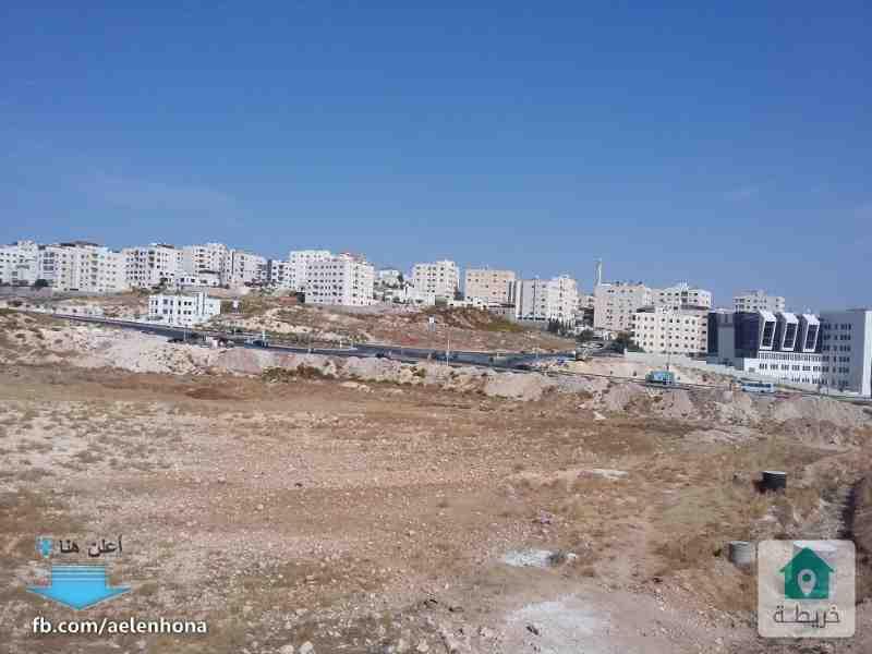 ارض للبيع في الجبيهة/ حي الريان - مقابل مدرسة نجمة الفريد
