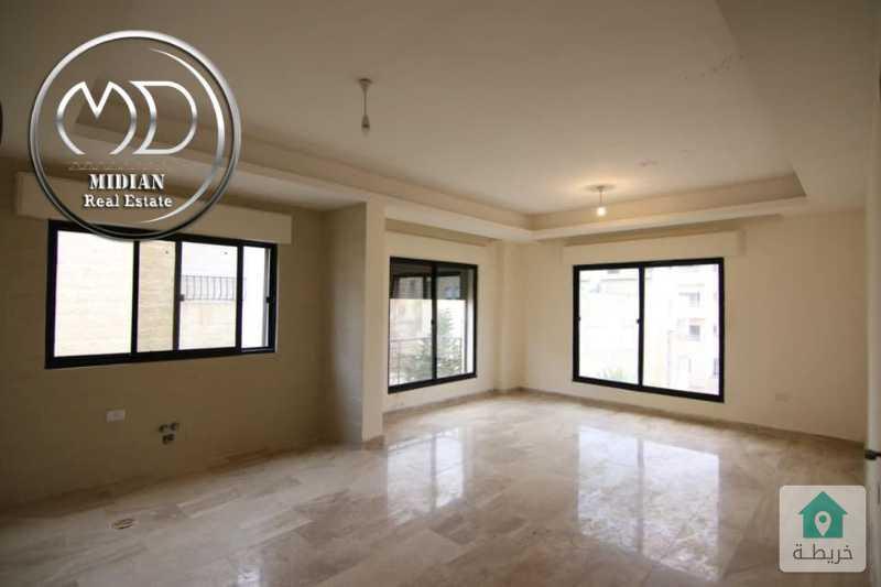 شقة جديدة اخير مع روف للبيع دير غبار مساحة 160 تشطيب سوبر ديلوكس و بسعر مميز .