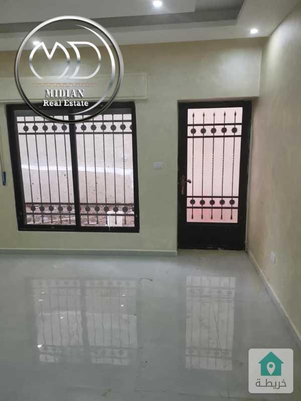 شقة شبه ارضي جديدة للبيع ربوة دابوق مساحة 150م مع حديقة 100م بسعر مميز