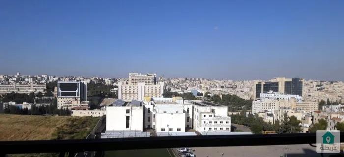 شقه للإستثمار للبيع بشارع الجامعه الاردنيه