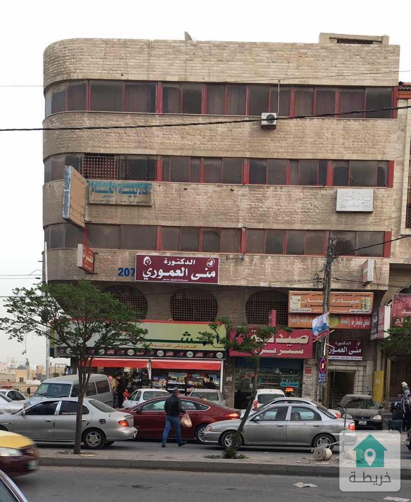 شارع ياجوز مثلث الجبل الشمالي بجانب صالة الرائد للأفراح  مقابل طالب مول