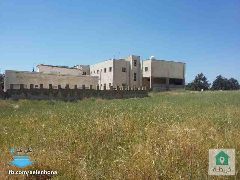ارض للبيع في ناعور/ الجلهاء - بجانب مسجد سلوان
