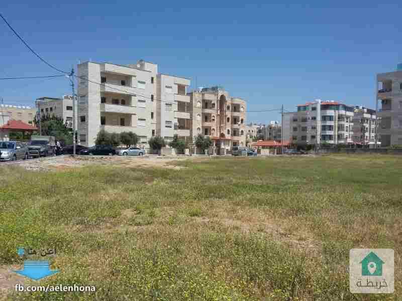 ارض للبيع في مرج الحمام/ شارع الاميرة تغريد - قرب مسجد التقوى