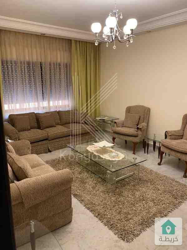 شقة مفروشة للايجار في دير غبار