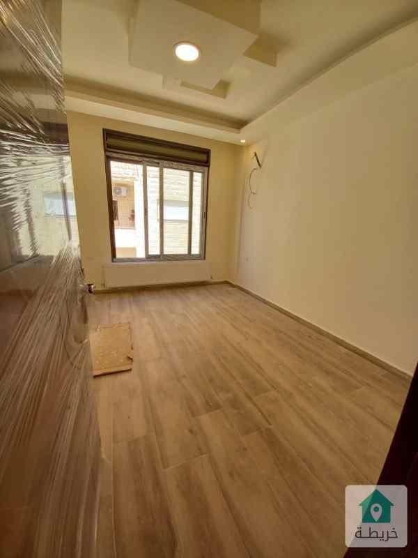 تلاع العلي شقة طابق اول + ثاني تشطيب سوبر ديلوكس