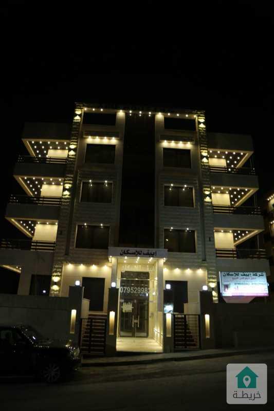 للبيع شقق في اسكان عالية -مرج الحمام- مساحة 196م 3 غرف نوم / مساحة 226م 4 غرف نوم