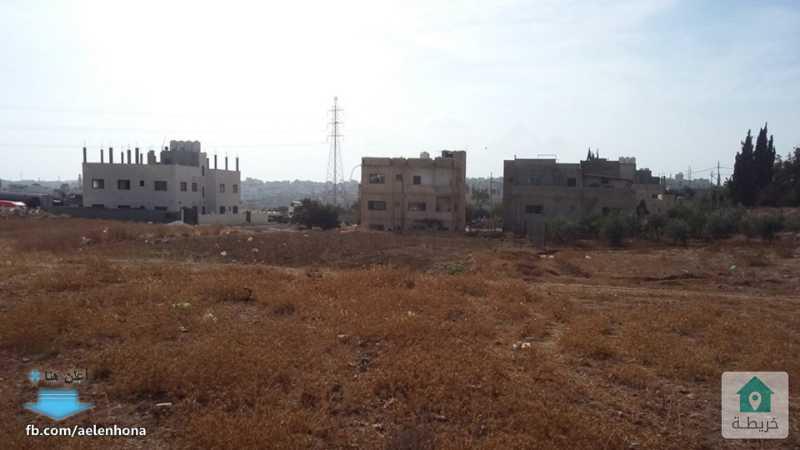 ارض للبيع في الجويدة/ حي الباير - قرب مدرسة باب الريان