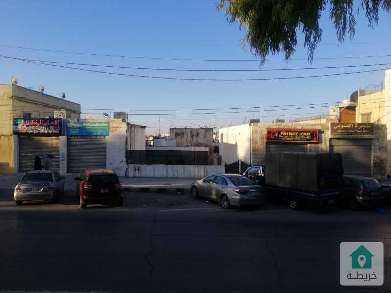عماره ومحالات تجاريه للبيع في جبل القصور
