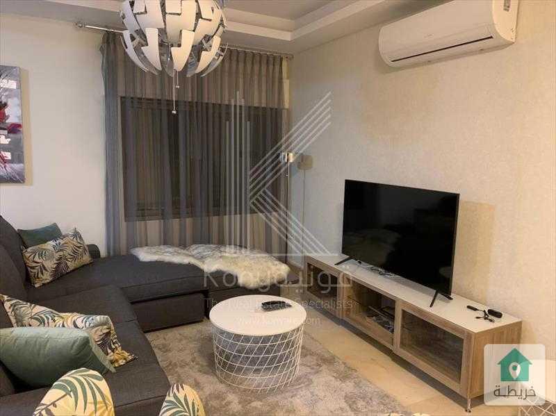 شقة مفروشة للايجار في منطقة الدوار الرابع