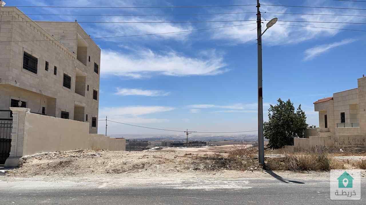 قطعة أرض بمنطقة شفا بدران للبيع