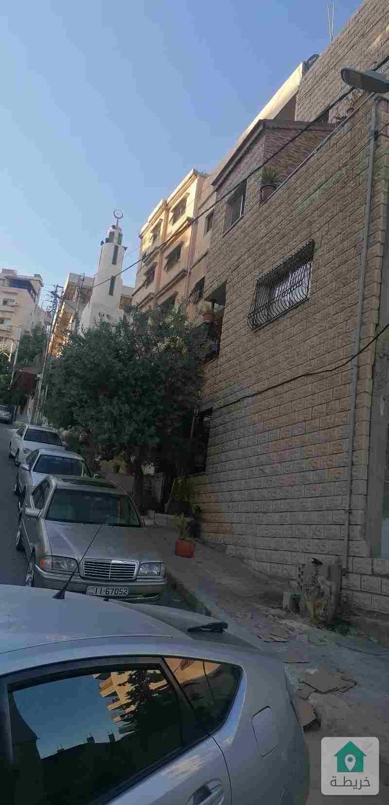 حي نزال | عمارة اربع طوابق للبيع