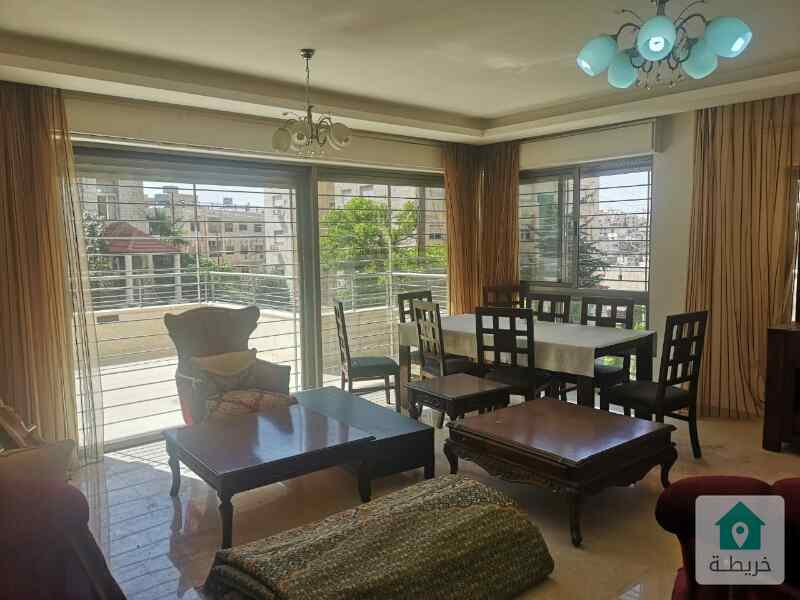 شقة مميزة للبيع طابق أرضي منطقة الشميساني بسعر مناسب جدا