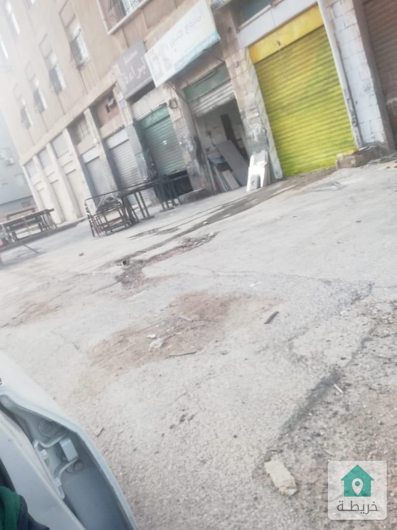 مشغل/مخزن في المقابلين للايجار  بدون خلو