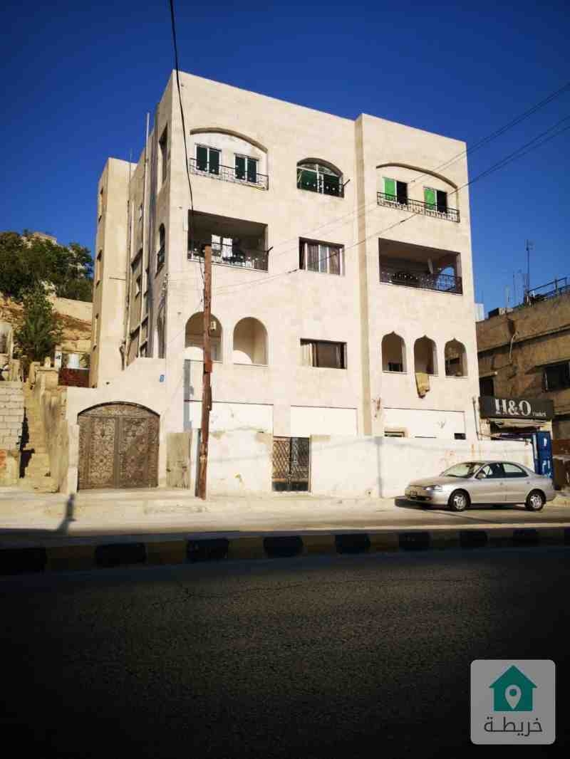عمارة استثمارية للبيع جبل النصر