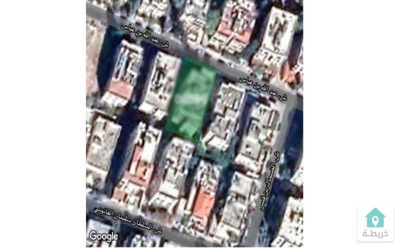 ارض سكني للبيع في الشميساني