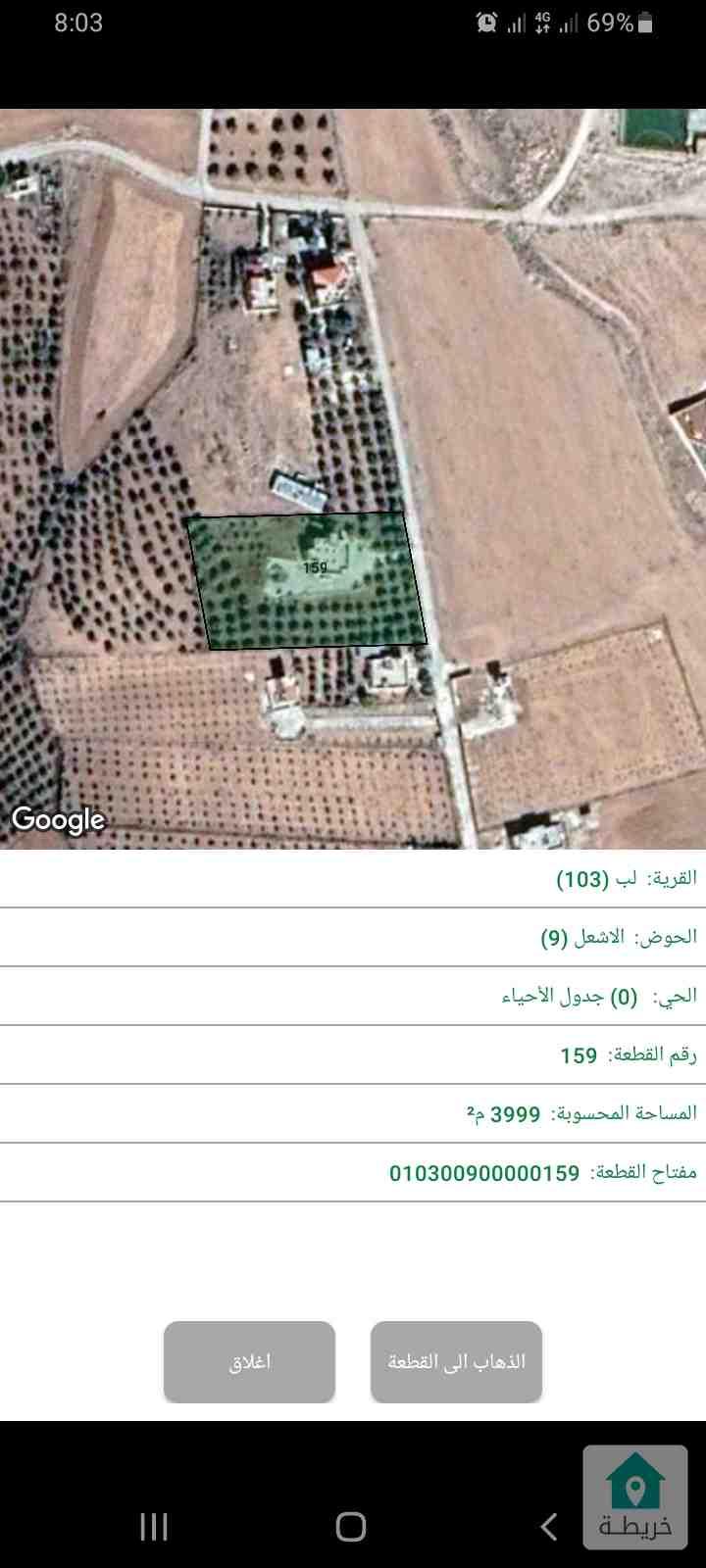مزرعة مع فيلا بسعر خرافي