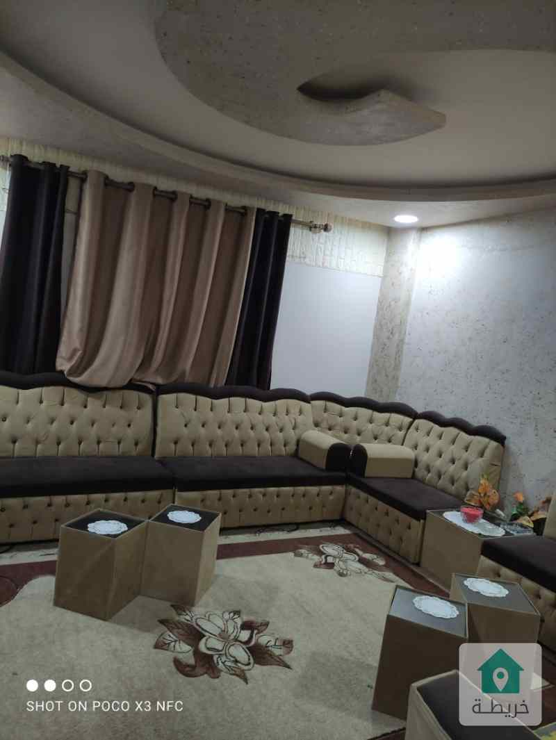 جرش باب عمان منزل 137م ارض 250م