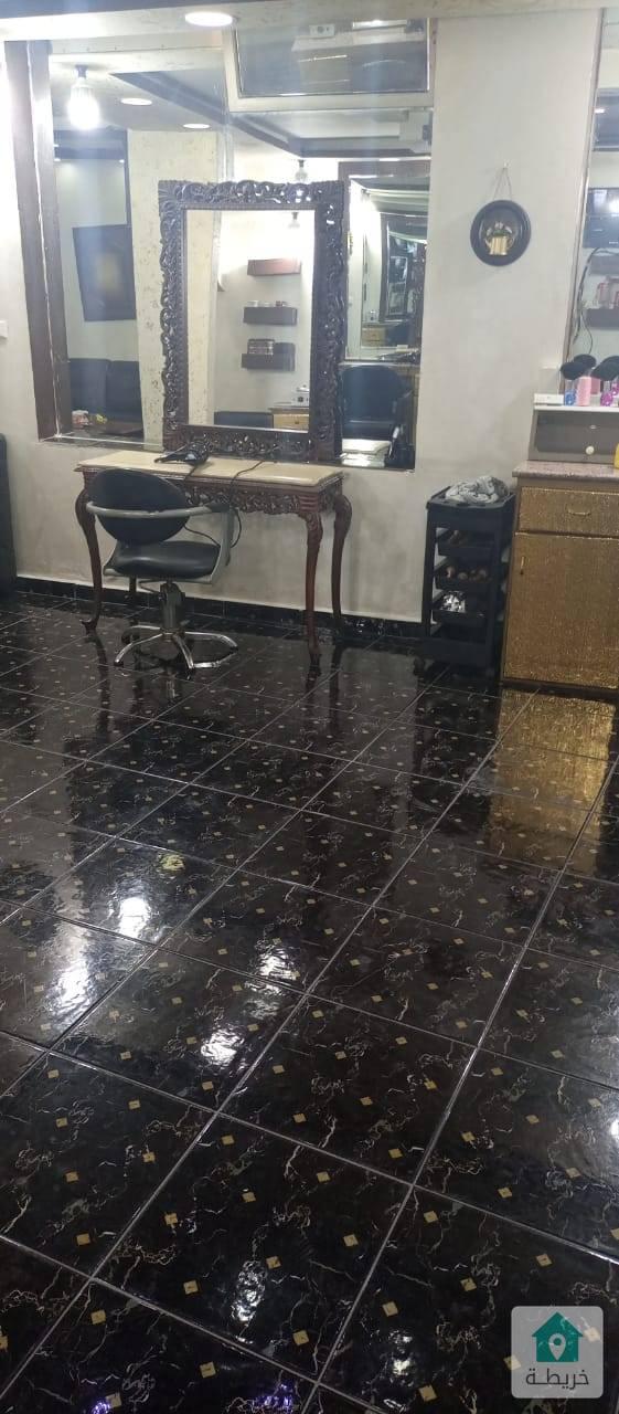 مرج الحمام صالون 50م للبيع