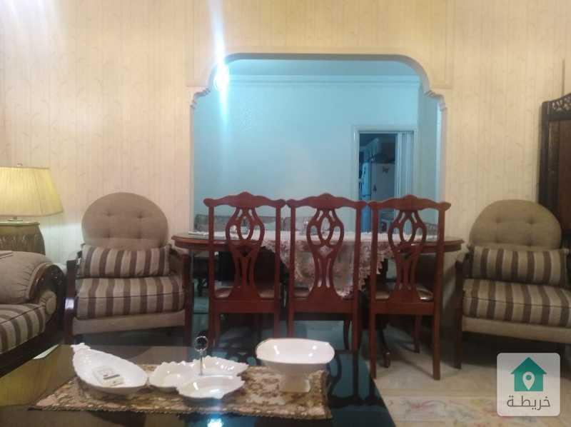 شقة في الهاشمي الشمالي حي الاتراك مساحة 125م