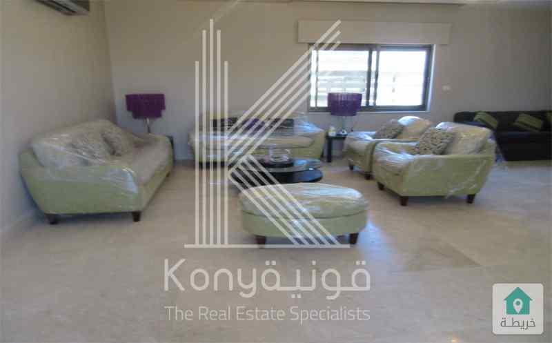 شقة مفروشة للبيع في عبدون