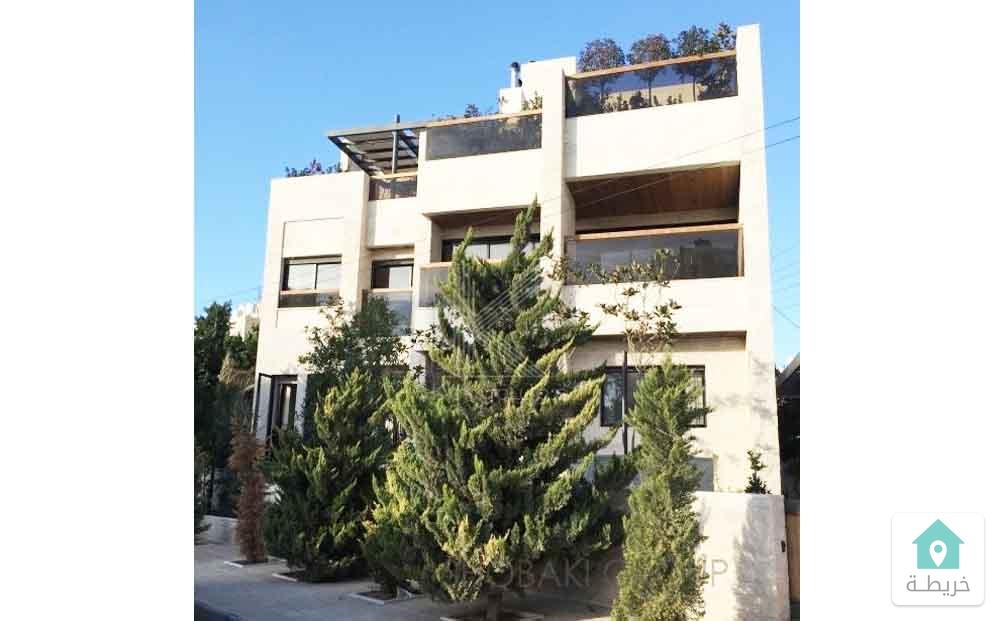 بناية سكنية للبيع في ضاحية الأقصى
