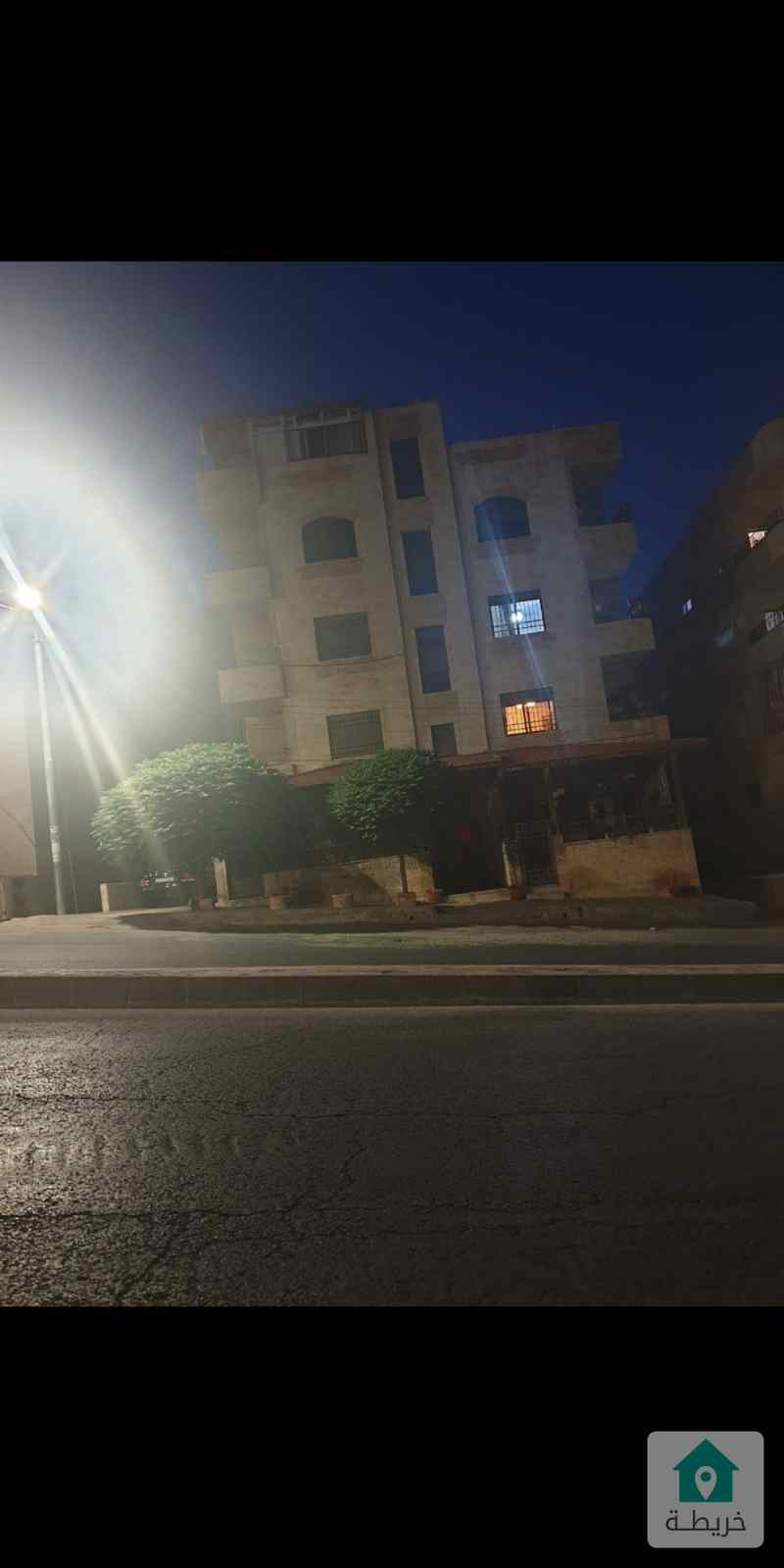 شقة للبيع المستعجل الهاشمي الشمالي حي نايفه مقابل وزارة الصحة