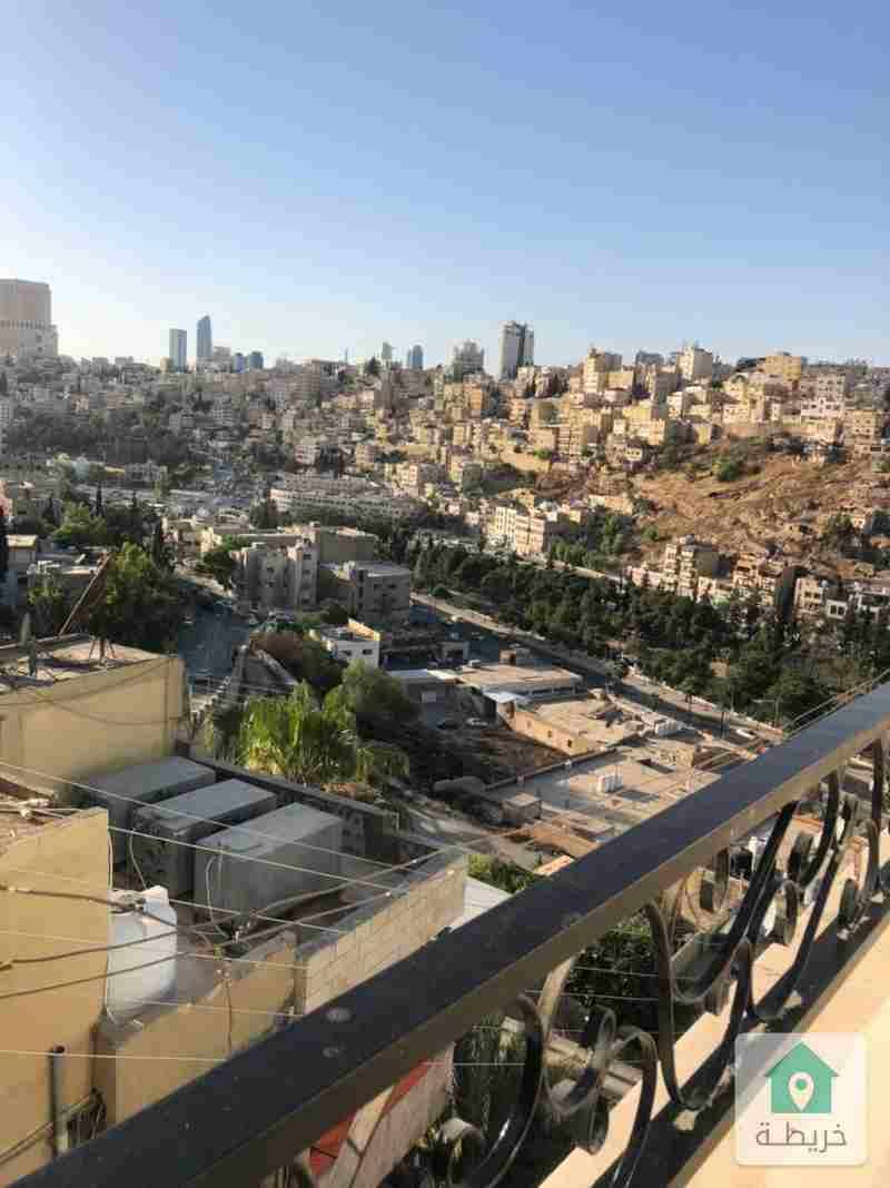 جبل الاخضر عماره 5 طوابق كل طابق شقه